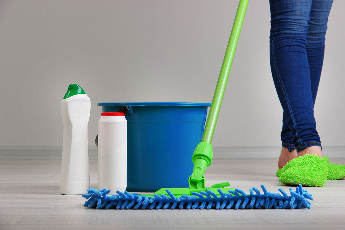 100 Natural Cleaning Services And Cleaning Specialties